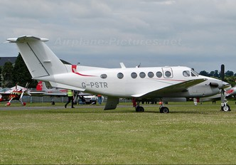 G-PSTR - Private Beechcraft 200 King Air