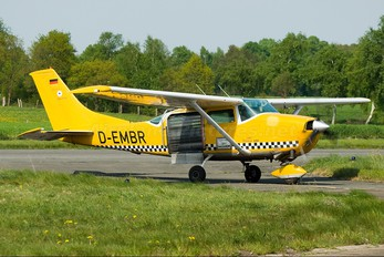 D-EMBR - Private Cessna 206 Stationair (all models)