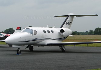 G-ZJET - Private Cessna 510 Citation Mustang