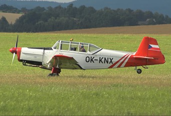OK-KNX - Czech Flight Research Institute Zlín Aircraft Z-226 (all models)