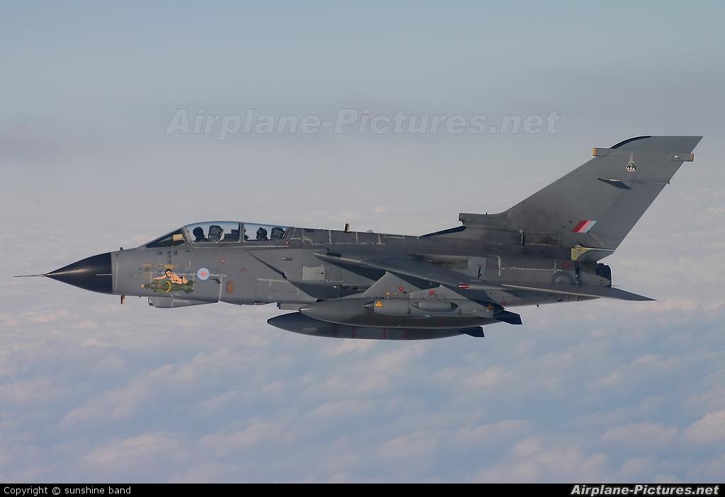Royal Air Force ZG777 aircraft at In Flight - Nevada