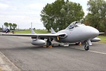 F-AZGU - Private de Havilland DH.115 Vampire T.11
