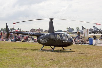 OO-FLY - Private Robinson R44 Astro / Raven