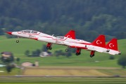 71-3066 - Turkey - Air Force : Turkish Stars Canadair NF-5A aircraft