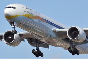 VT-JEB - Jet Airways Boeing 777-300ER