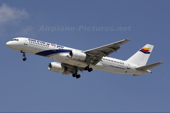4X-EBV - Sun d'Or International Airlines Boeing 757-200