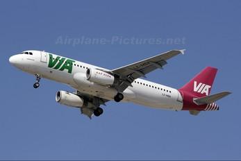 LZ-MDA - Air Via Airbus A320