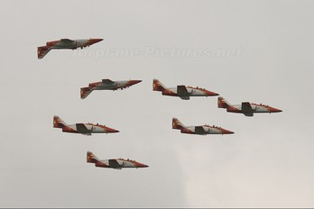 E.25-40 - Spain - Air Force : Patrulla Aguila Casa C-101EB Aviojet