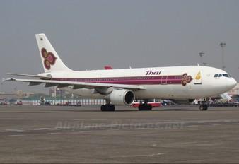 HS-TAW - Thai Airways Airbus A300