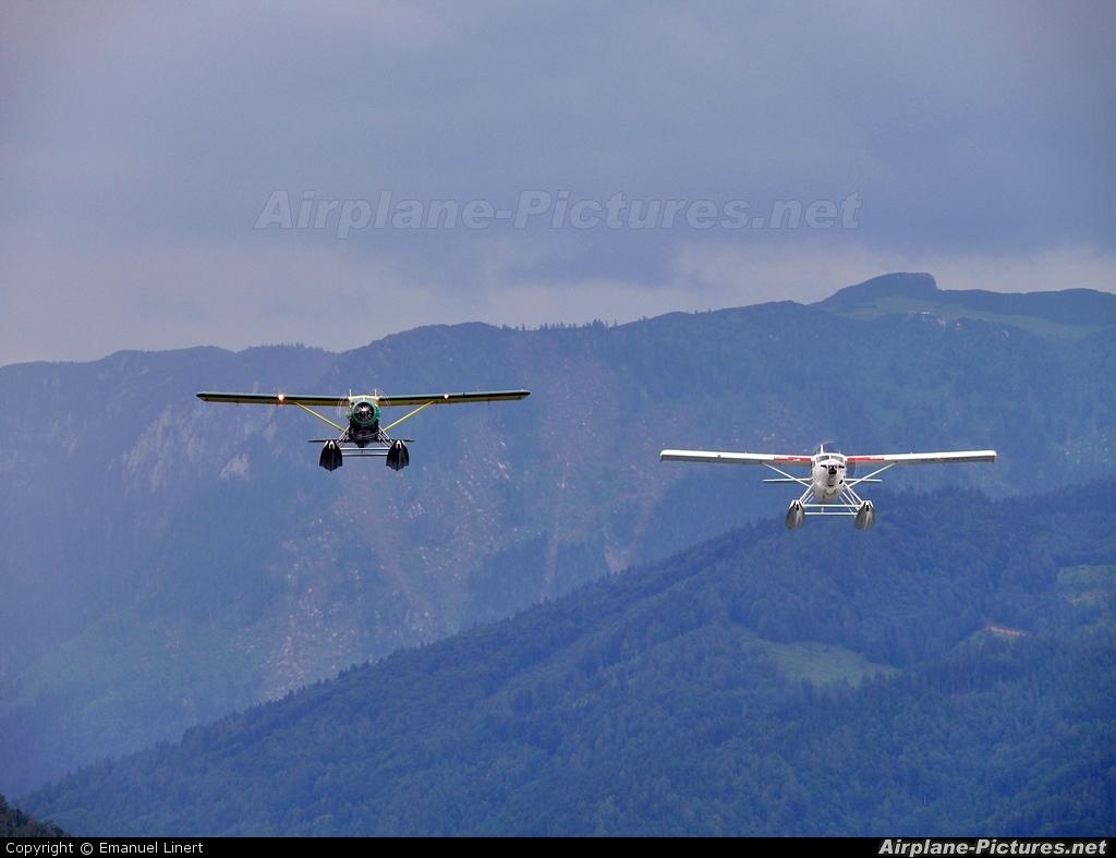 N9J0AJ  Private De Havilland Canada DHC2 Beaver At Off Airport  Austria