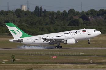 F-OJHI - Mahan Air Airbus A310