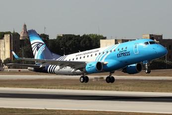 SU-GDJ - Egyptair Express Embraer ERJ-170 (170-100)