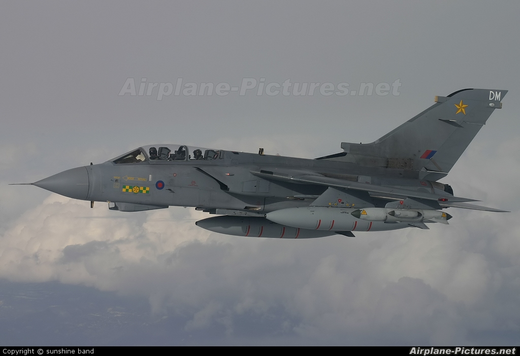 Royal Air Force ZA542 aircraft at In Flight - International