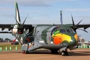 2811 - Brazil - Air Force Casa C-105A Amazonas aircraft