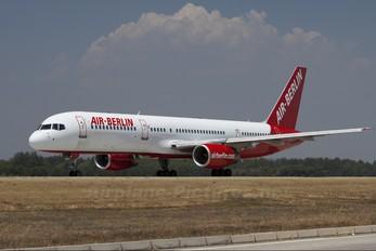 HB-IHS - Air Berlin - Belair Boeing 757-200