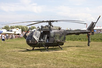 86+43 - Germany - Army MBB Bo-105P