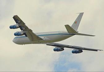 YR-ABB - Romania - Government (Romavia) Boeing 707-300