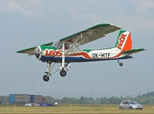 OK-MTF - Aeroklub Czech Republic Aero L-60S Brigadýr