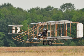 - - Private Wright Brothers Wright Flyer