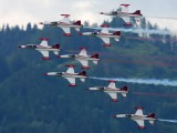 70-3015 - Turkey - Air Force : Turkish Stars Canadair NF-5A aircraft