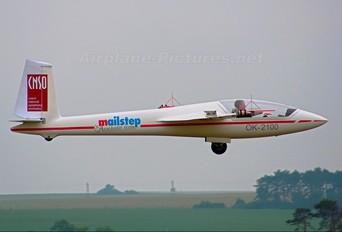 OK-2100 - Akrobatic Centrum - Moravská Třebová Margański & Mysłowski Swift S-1