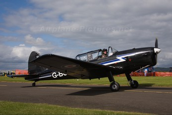 G-BCSL - Private de Havilland Canada DHC-1 Chipmunk
