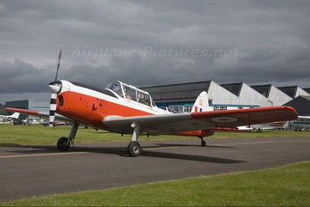 G-BXDA - Private de Havilland Canada DHC-1 Chipmunk
