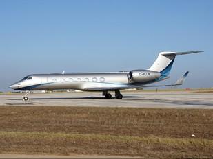 D-AJJK - Windrose Air Gulfstream Aerospace G-V, G-V-SP, G500, G550