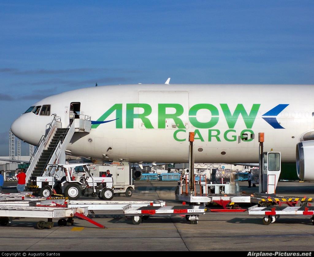 Arrow Cargo N450ML aircraft at Salvador - Deputado Luis Eduardo Magalhaes