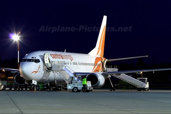 SP-LLK - Centralwings Boeing 737-400