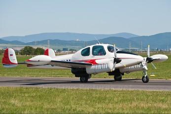 OM-PLM - Aeroklub Dubnica nad Vahom LET L-200 Morava