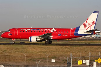 VH-ZHE - Virgin Blue Embraer ERJ-170 (170-100)