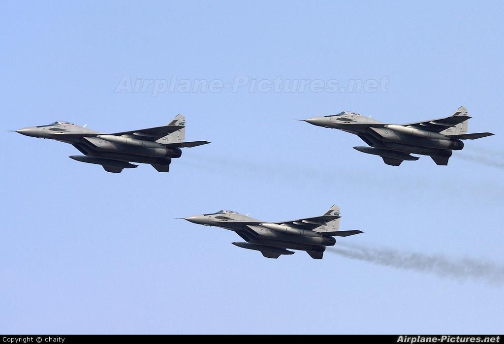 Malaysia - Air Force M43-16 aircraft at Subang - Sultan Abdul Aziz Shah