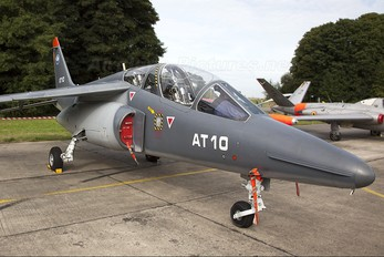 AT10 - Belgium - Air Force Dassault - Dornier Alpha Jet 1B