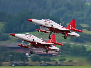 71-3051 - Turkey - Air Force : Turkish Stars Canadair NF-5A