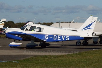 G-DEVS - Private Piper PA-28 Cherokee