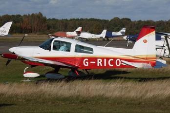 G-RICO - Private Grumman American AA-5B Tiger