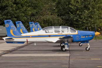 F-SEXG - France - Air Force Socata TB30 Epsilon