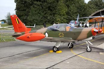ST-11 - Belgium - Air Force SIAI-Marchetti SF-260