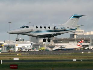 G-EVRD - Private Hawker Beechcraft 390 Premier