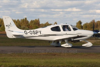 G-OSPY - Private Cirrus SR20