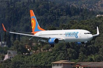 C-FEAK - Viking Airlines Boeing 737-800
