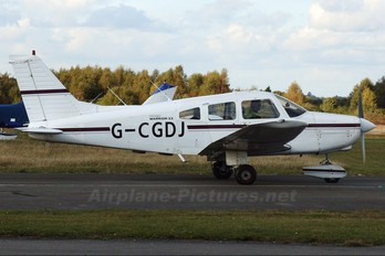 G-CGDJ - Private Piper PA-28 Warrior