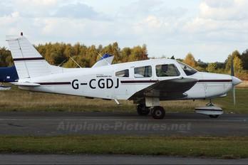 G-CGDJ - Private Piper PA-28 Warrior