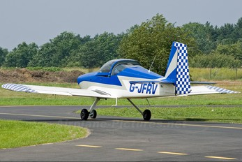 G-JFRV - Private Vans RV-7