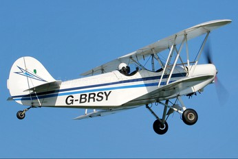 G-BRSY - Private Hatz CB-1