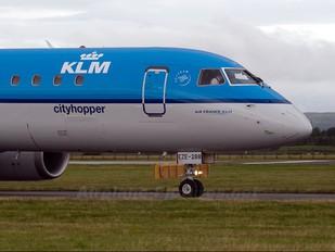 PH-EZE - KLM Cityhopper Embraer ERJ-190 (190-100)