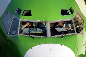 ZS-OTH - Kulula.com Boeing 737-400
