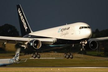 OY-SRN - Star Air Freight Boeing 767-200F