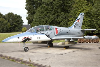 119 - Hungary - Air Force Aero L-39ZO Albatros